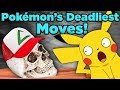 The Pokemon Move That Will END The World The SCIENCE Of Pokemon