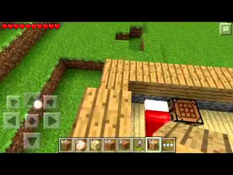 Minecraft episode 3 building the roof