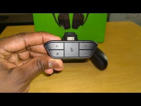 Xbox One Stereo Headset Adapter: First Look