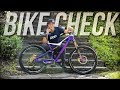 The Urban Freeride Machine - Bike Check Fabio Wibmer 2017