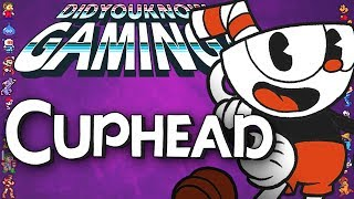 Cuphead - Did You Know Gaming? Feat. TheCartoonGamer