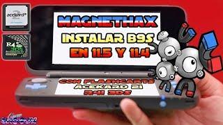 TUTO 3DS: Luma 8 1 1 actualización y Tutorial encender sin