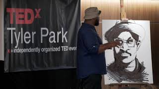 Download The Fusion of Comics and HipHop: How Fab5Freddy influenced my work   Kevlen Goodner   TEDxTylerPark Video