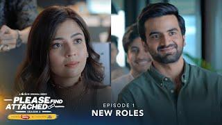 Dice Media | Please Find Attached | Web Series | S02E01 - New Roles ft. Barkha Singh \u0026 Ayush Mehra