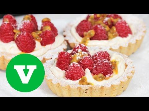 Raspberry Tarts | Yum In The Sun