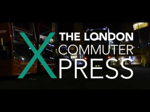 Nottingham City Transport: Introducing the London Commuter Xpress