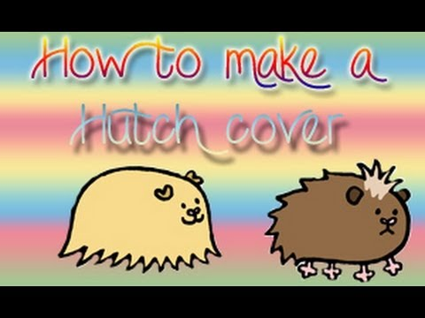How to make a hutch cover for under £5