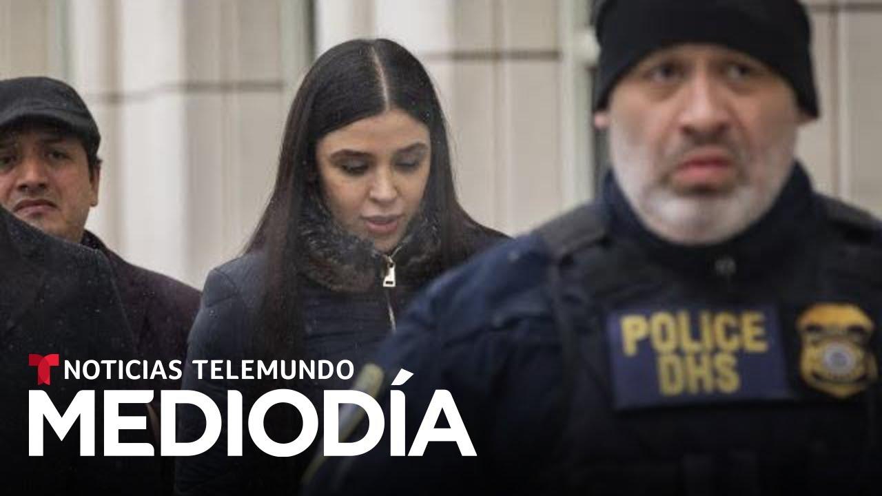 Emma Coronel permanecerá presa y sin fianza | Noticias Telemundo