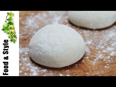 How to Make Pizza Dough from Scratch & Shape it Like a Pro!