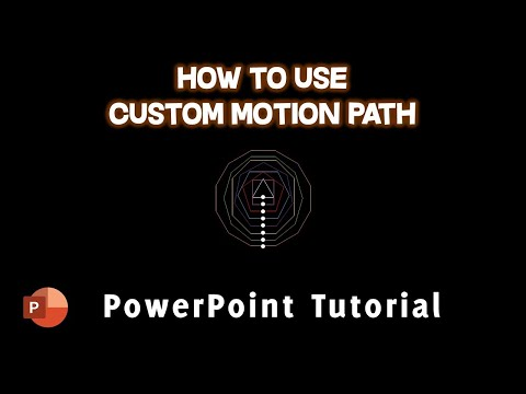 How to use Custom Motion Paths Efficiently in PowerPoint 2016 Tutorial | The Teacher