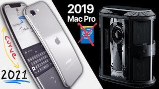 Curved iPhones Are Coming, iOS 12 Siri Overhaul & Apple Ditching Intel!