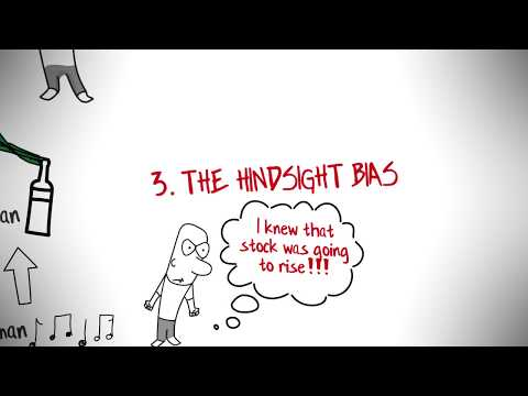 PRIMING, HALO EFFECT, HINDSIGHT BIAS - THINKING, FAST AND SLOW (PART 3)