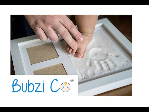 TechChecker #142 Bubzi Hand and foot mould for Babies keep for ever mould.