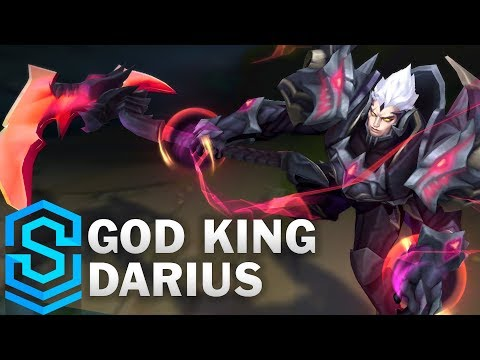 God-King Darius Skin Spotlight - Pre-Release - League of Legends