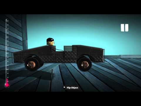 LittleBigPlanet 3 Tutorials: Car