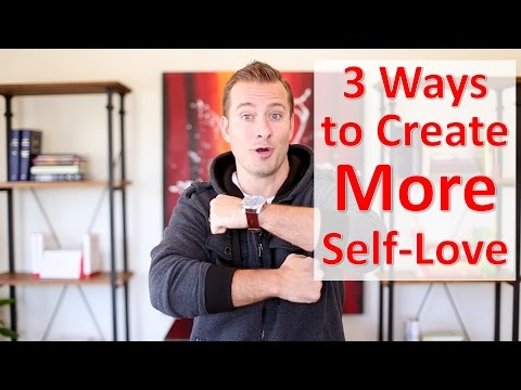 3 Ways to Create More Self-Love