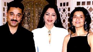 Rendezvous with Simi Garewal - Kamal Haasan & Sarika Part - 2