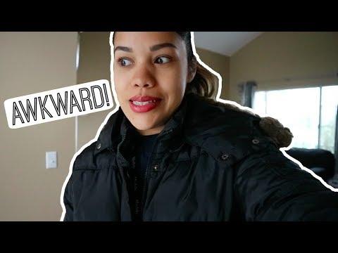 Awkward public vlogging!