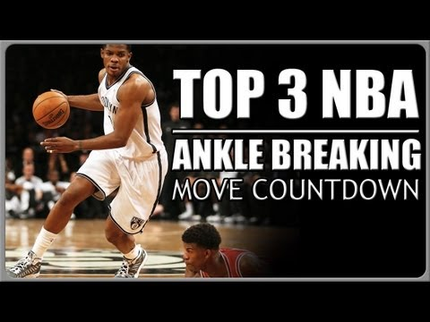 NBA Ankle Breaking Crossover Moves: How to DROP your defender (HD)