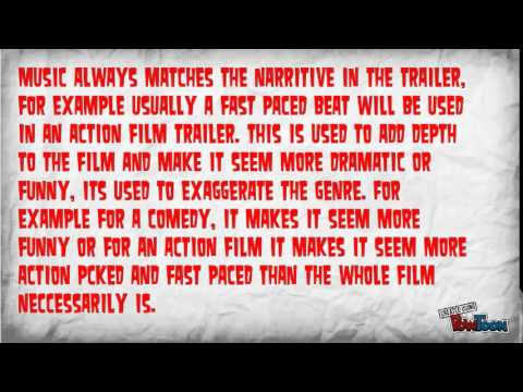 what makes a successful teaser trailer