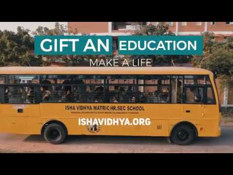 Educate A Child, Make A Life..