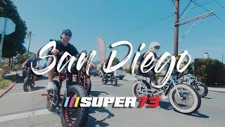Super73 San Diego Group Ride