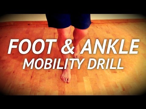 Foot & Ankle Mobility Exercise for Runners