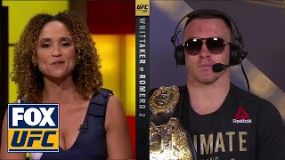 Colby Covington has EPIC post fight interview | INTERVIEW | UFC 225