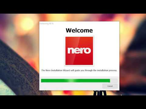 Get full version NERO 2018 without any key