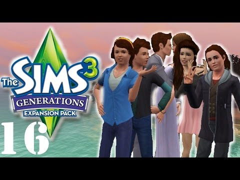 Let's Play: the Sims 3 Generations - (Part 16) - Learning to drive