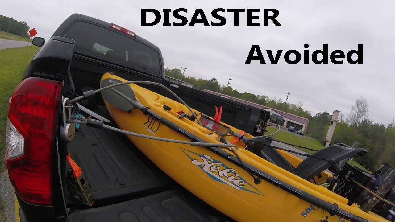 Don't transport your kayak without doing this first (QTT #7)