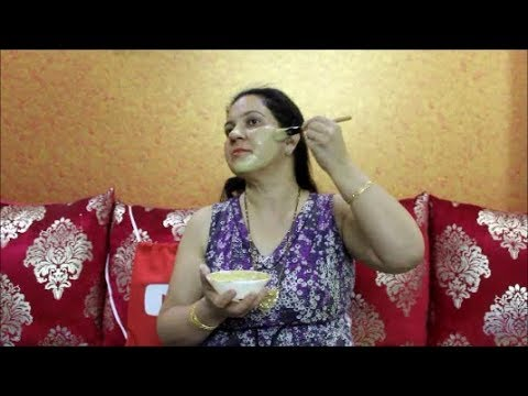 SUMMER SPECIAL MULTANI MITTI FACE PACK FOR GLOW | ANTI - ACNE FACE FACE
