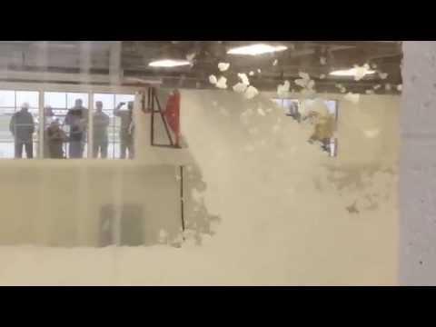 Jet X Foam Generator Test Fire Protection