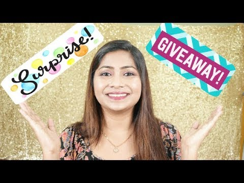 Congratulations to SURPRISE GIVEAWAY Winners | RABIA SKIN CARE