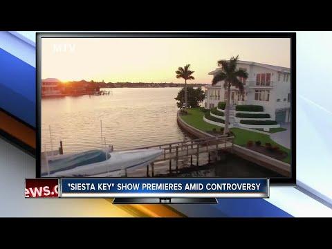 'Siesta Key' show premiers amid controversy