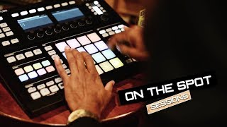 Kanye West Writer Makes a Beat ON THE SPOT - Mark Byrd Ft. D.O.E. Boy Philly