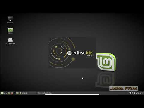 Eclipse 2018-12 Installation on Linux Mint 18.3 and Java 11 Modular Programming