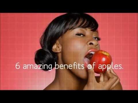 Amazing Benefits of Apple
