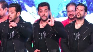 Salman Khan TROLLS A Media Reporter Using Sign Language | Very FUNNY