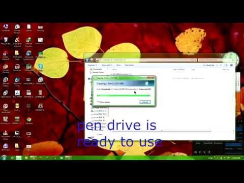 HOW TO FORMAT WRITE PROTECTED TRANSCEND PEN DRIVE