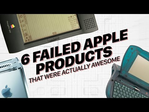 6 Failed Apple Products That Were Actually Awesome