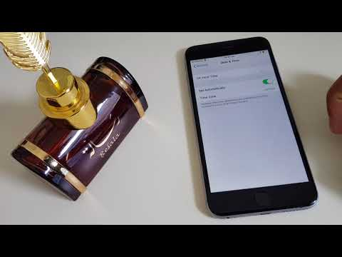 iPhone 6 / 6 Plus - How To Enable 24 Hour Time  Military Time