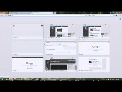 Mozilla Firefox - How to Change Your Search Engine. [Watch in HD 1080p!]