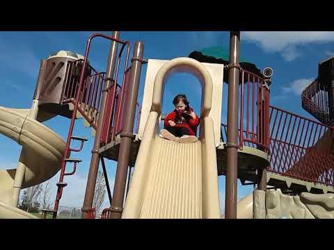 K K on slide
