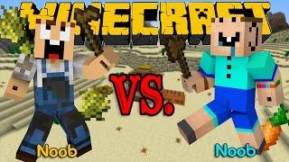 Noob VS Noob - Minecraft