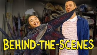 Stranger Things - Homemade Behind the Scenes