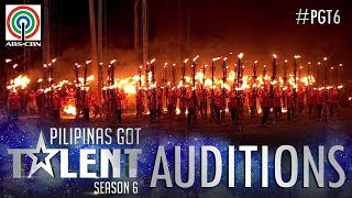 Pilipinas Got Talent 2018 Auditions: Tribu Burulakaw - Fire Dance