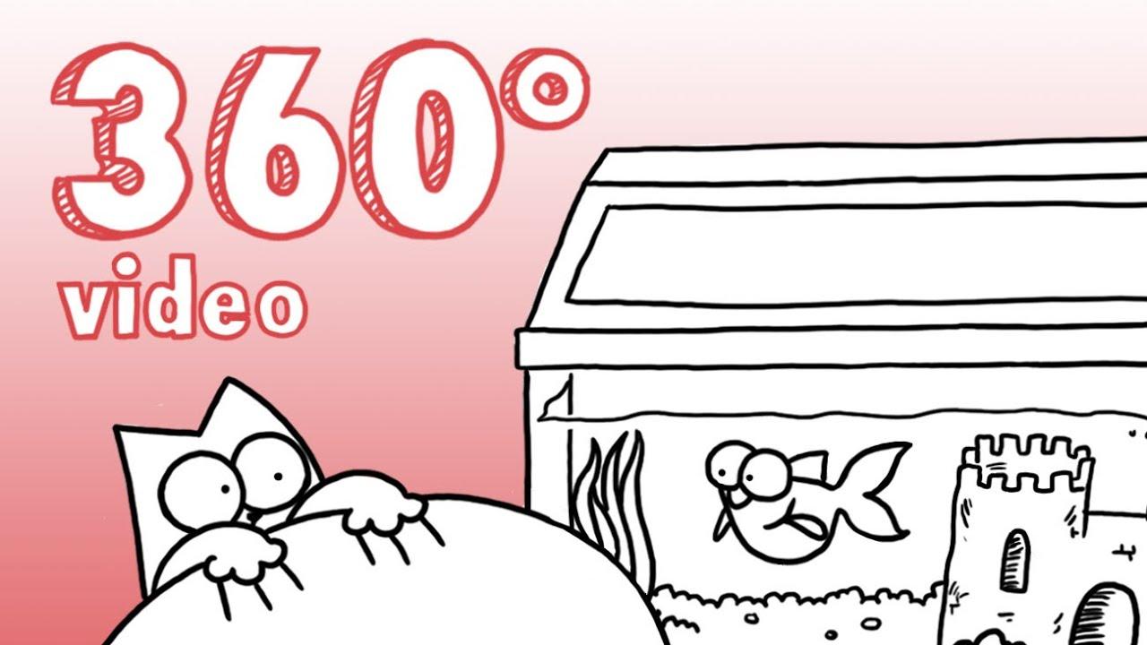 360 Video - Simon's Cat