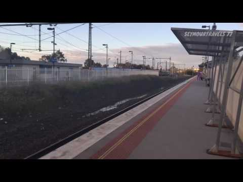 Melbourne: Broadmeadows Station 27/9/2016