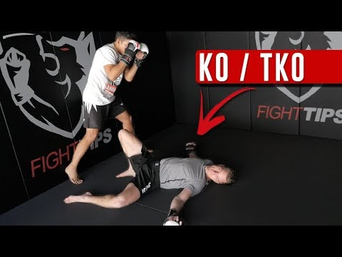 What You NEED to Know when Finishing a Fight (TKO/KO)!